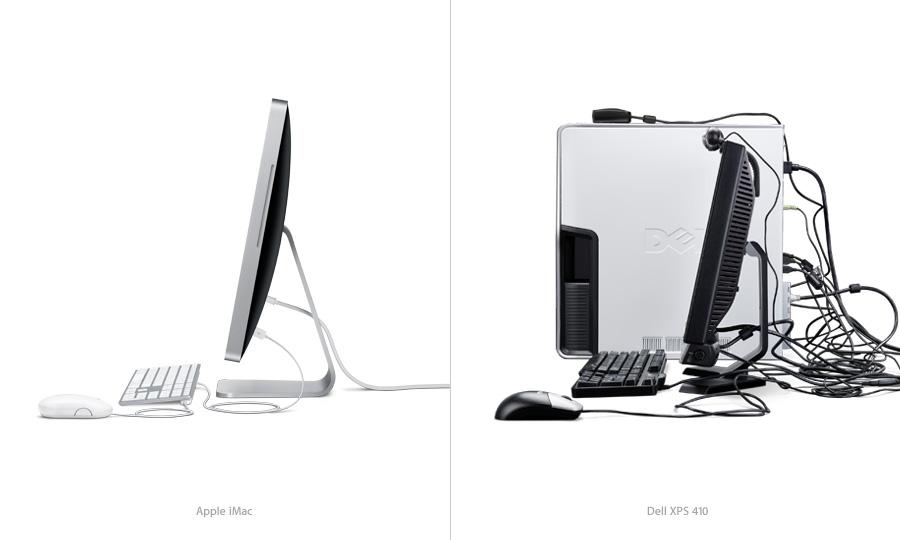 iMac vs. PC